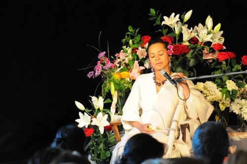 An Evening with a Spiritual Master Event, Czech Republic