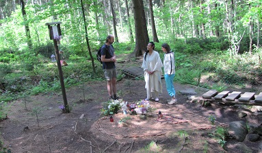 Earth Ceremony in the Czech Repubic