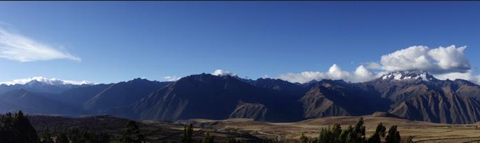 The Sacred Valley, Urubamba, Peru